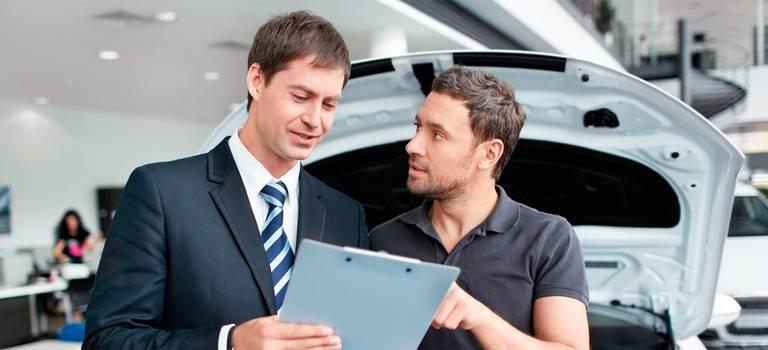 Продаем автомобиль Lexus через официального дилера