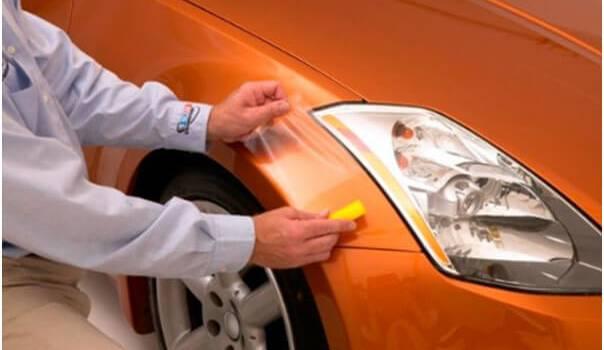 Бронировка кузова автомобиля