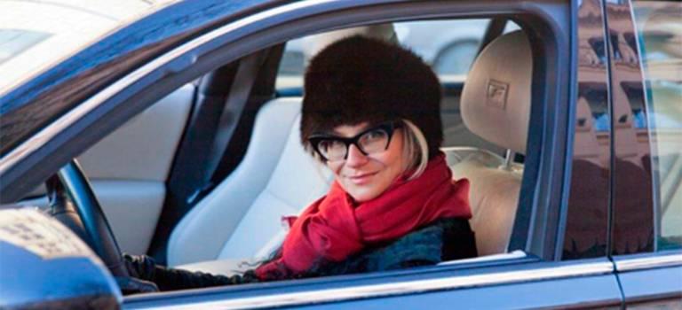 Эвелина Хромченко: «Мне подуше большие автомобили, которые стоят навершине своего бренда»