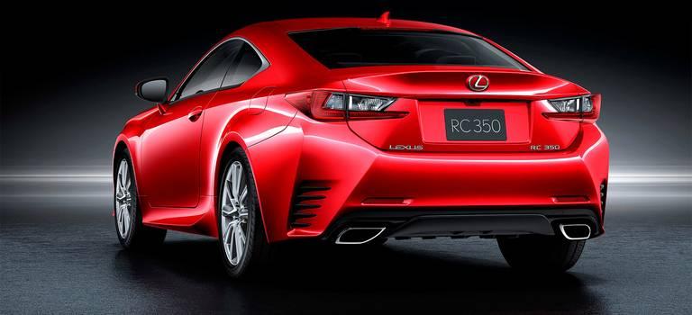 Обзор нового LexusRC