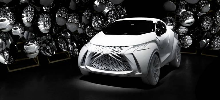 Бренд Lexus поддерживает искусство