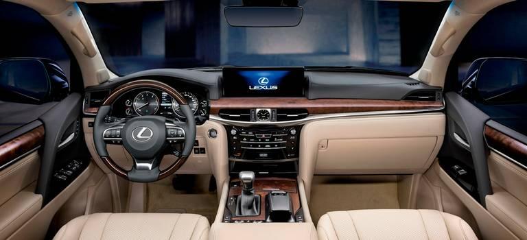 Смена заставки намультимедийной системе Lexus
