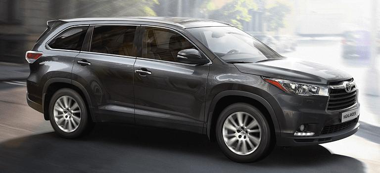 Обзор нового Toyota Highlander