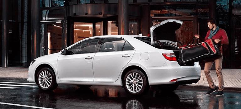 Аренда автомобиля вМоскве: какую Toyota выбрать?