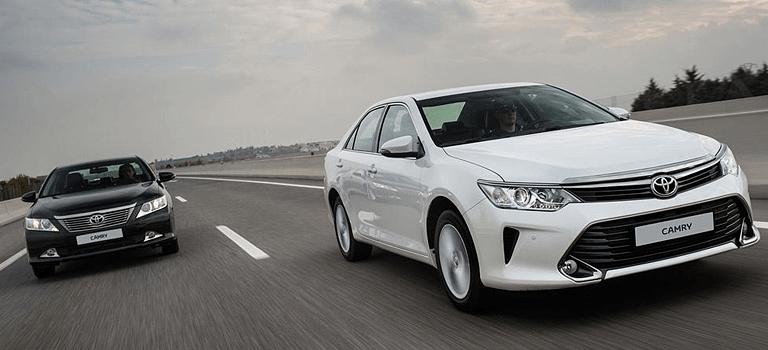 Обновленный седан Toyota Camry 2,0 впродаже вдилерских центрахГК «БИЗНЕС КАР»