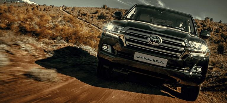 Премьера нового флагманского внедорожника Toyota Land Cruiser 200