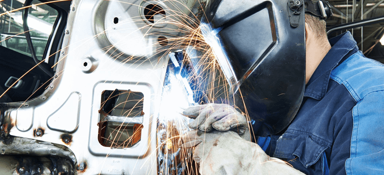 Кузовной ремонт уофициального дилера Toyota вМоскве