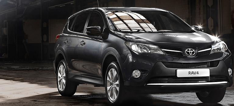 Обзор нового Toyota Rav4