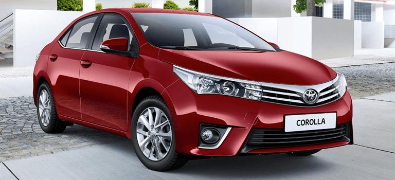 Toyota Corolla— мировой лидер продаж