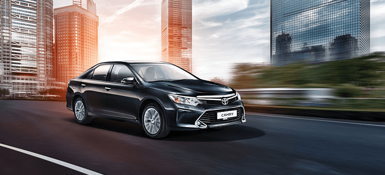 Обзор Toyota Camry 2015 года