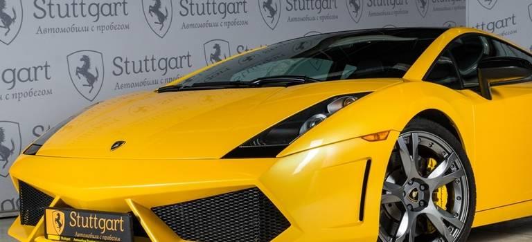 Новое поступление— Lamborghini Gallardo, 2005г.в., 23т.км.