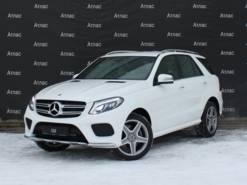 Mercedes-Benz GLE GLE 350d 4MATIC GLE 350d 4MATIC OС