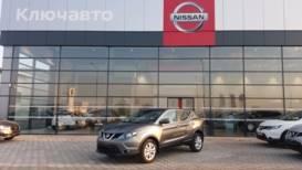 Nissan Qashqai 1.2 DIG-T CVT (115 л.с.) 2WD SE