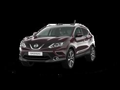 Nissan Qashqai 2.0 CVT (144 л.с.) 4WD LE+