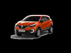 Renault KAPTUR 1.6 CVT (114 л.с.) 4x2 Life
