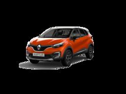 Renault KAPTUR 1.6 CVT (114 л.с.) 4x2 Style