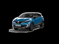 Renault KAPTUR 2.0 МКП6 (143 л.с.) 4x4 Style