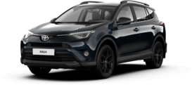 Toyota RAV4 2.0 CVT (146 л.с.) 4WD 25th Anniversary