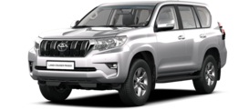 Toyota Land Cruiser Prado 2.7 AT6 (163 л.с.) 4WD Стандарт