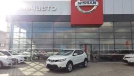 Nissan Qashqai 2.0 CVT (144 л.с.) 2WD SE+