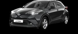 Toyota C-HR 2.0 CVT (148 л.с.) 2WD Hot