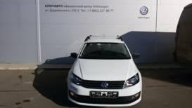 Volkswagen Polo 1.6 MT (110 л.с.) Trendline