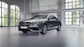 Mercedes-Benz CLA CLA 250 4M ОС купе CLA 250 4MATIC Sport купе