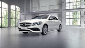Mercedes-Benz CLA CLA 200 ОС купе CLA 200 Sport купе