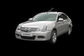 Nissan Almera 1.6 MT5 (102 л.с.) 2WD Comfort A/C
