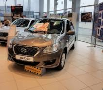 Datsun on-DO 1.6 МТ (87 л.с.) 2WD Dream I