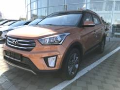Hyundai CRETA 2.0 6AT (149 л.с.) 4WD Travel + Advanced + Style