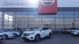 Nissan Murano 3.5 CVT (249 л.с.) 4WD Top