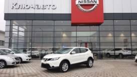 Nissan Qashqai 2.0 CVT (144 л.с.) 2WD SE Яндекс.Авто