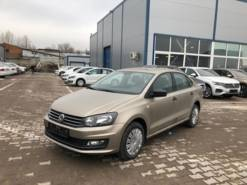 Volkswagen Polo 1.6 AT (110 л.с.) Trendline