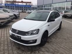 Volkswagen Polo 1.6 AT (110 л.с.) Drive