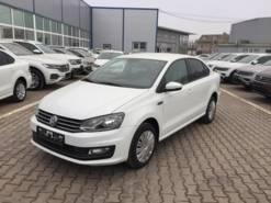 Volkswagen Polo 1.6 MT (110 л.с.) Drive