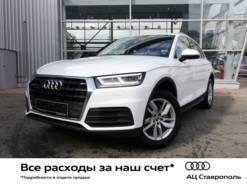 Audi Q5 2.0 TFSI quattro S tronic (249 л.с.) Basis