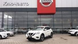 Nissan Murano 3.5 CVT (249 л.с.) 4WD High +