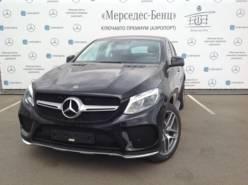 Mercedes-Benz GLE GLE 350d 4MATIC OС купе GLE 350 d 4MATIC Купе ОС