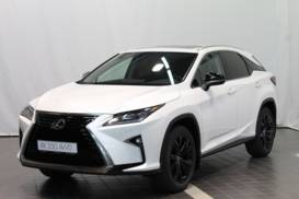 Lexus RX RX 350 AWD 350 AWD Black Royal