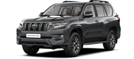Toyota Land Cruiser Prado 4.0 AT6 (249 л.с.) 4WD TRD