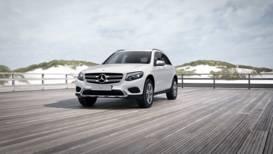 Mercedes-Benz GLC GLC 250 4M GLC 250 4MATIC Premium