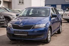 ŠKODA RAPID Лифтбэк 1.6 MT (90 Hp) 2WD ACTIVE