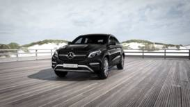 Mercedes-Benz GLE GLE 400 4MATIC OС купе GLE 400 4MATIC Купе ОС