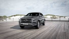 Mercedes-Benz GLE GLE 400 4MATIC OС купе GLE 400 4MATIC Купе ОС