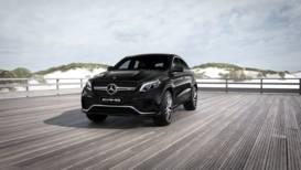 Mercedes-Benz GLE AMG GLE 63 S 4MATIC OС купе Mercedes-AMG GLE 63 S 4MATIC Купе ОС