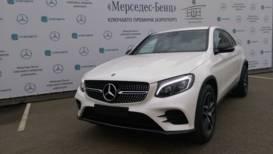 Mercedes-Benz GLC GLC 250 d 4MATIC купе Sport GLC 250 d 4MATIC купе Sport