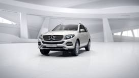 Mercedes-Benz GLE GLE 350d 4MATIC GLE 350d 4MATIC OС