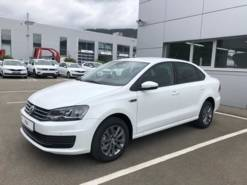 Volkswagen Polo 1.6 MT (110 л.с.) Connect