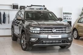 Volkswagen Teramont 2.0 AT8 (220 л.с.) 4WD Exclusive
